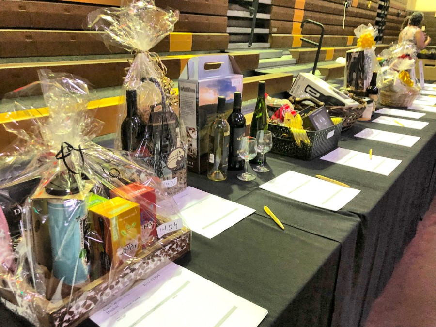 BECA's 17th Annual Auction a Success Bethlehem Catholic High School