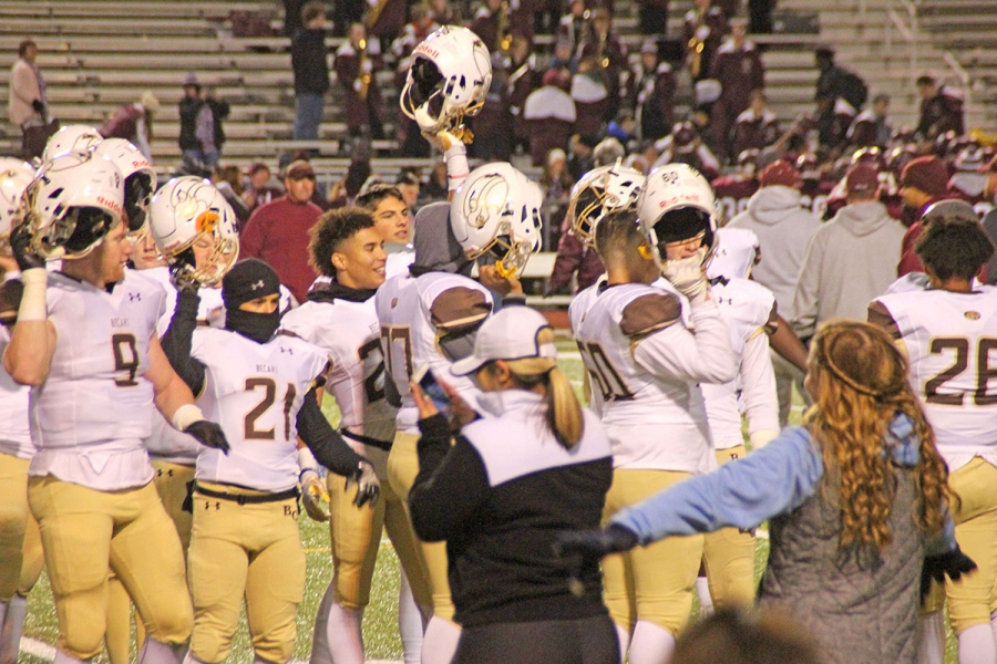 Becahi win PIAA Class 4A first-round game against Pottsgrove Bethlehem Catholic High School