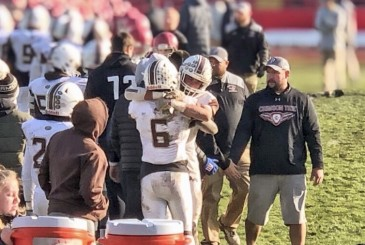 Heartbreak loss for Becahi Football at Semifinals Bethlehem Catholic High School