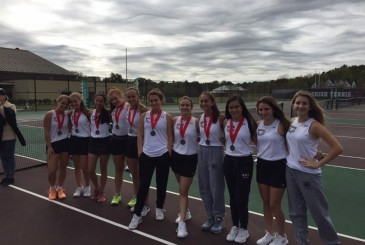 ICYMI Lady Hawks Tennis Takes Silver! Bethlehem Catholic High School