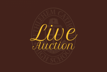 Live Auction Items at Golden Gala 2020 Bethlehem Catholic High School