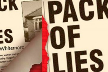 "Come to our Fall Play~""Pack of Lies"" Bethlehem Catholic High School"
