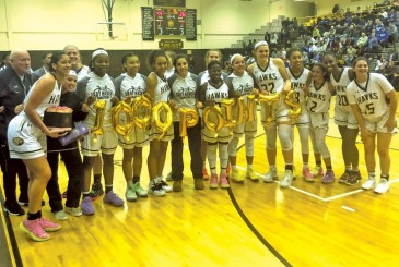 BECAHI's girls basketball's Taliyah Medina reaches 1,000 points