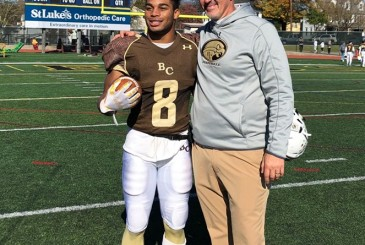 Tavion Banks Breaks TD Record! Bethlehem Catholic High School