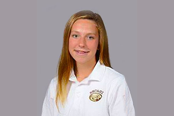 Congrats to Anna Petke '23~Diving Placewinner!! Bethlehem Catholic High School